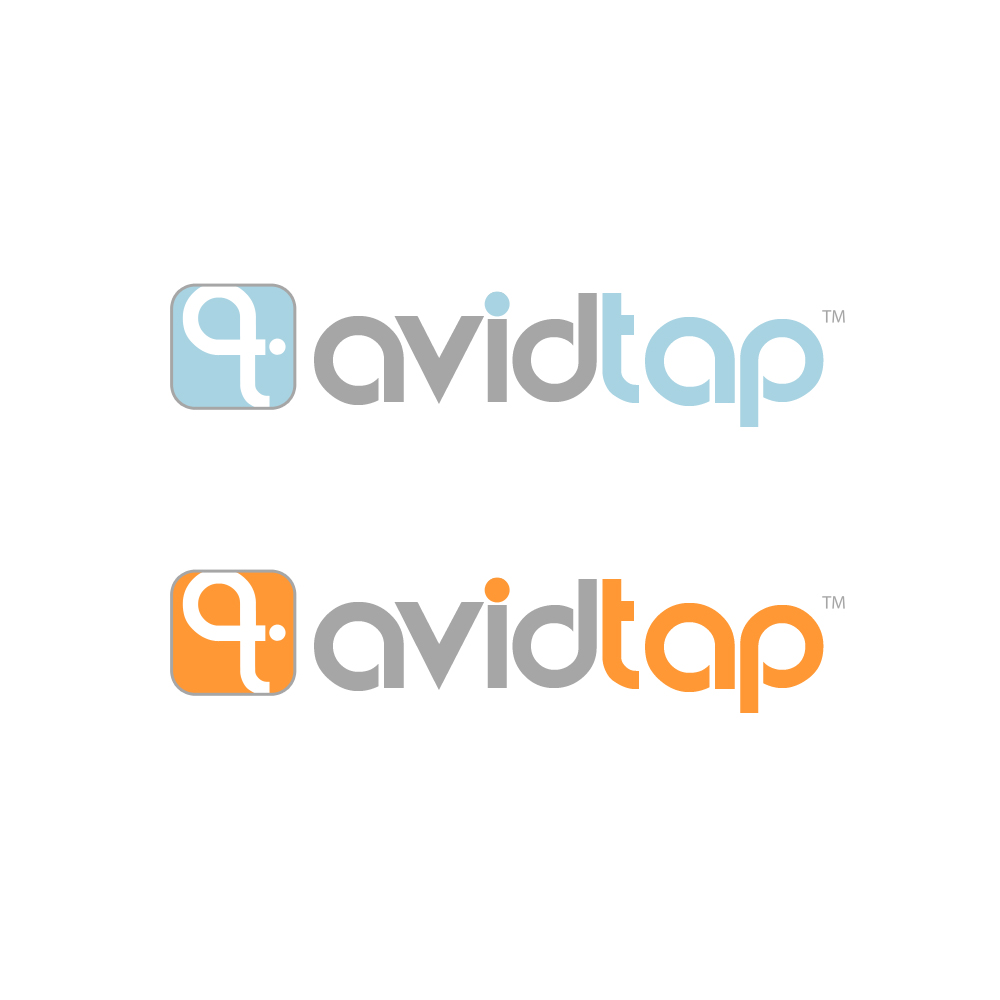 Logo Design by omARTist - Entry No. 123 in the Logo Design Contest Imaginative Logo Design for AvidTap.