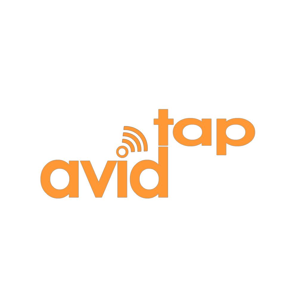 Logo Design by omARTist - Entry No. 125 in the Logo Design Contest Imaginative Logo Design for AvidTap.