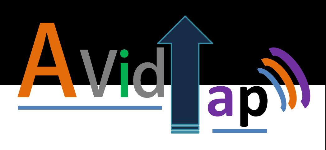 Logo Design by Cynthia Anne Hernandez - Entry No. 127 in the Logo Design Contest Imaginative Logo Design for AvidTap.