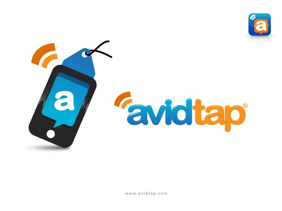 Logo Design by jpbituin - Entry No. 140 in the Logo Design Contest Imaginative Logo Design for AvidTap.