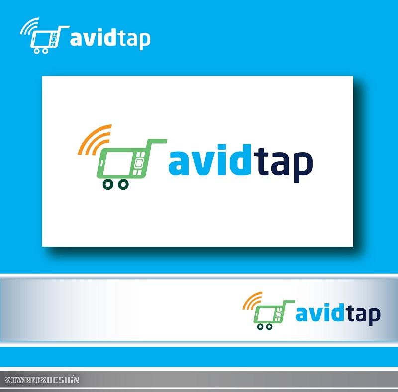 Logo Design by kowreck - Entry No. 142 in the Logo Design Contest Imaginative Logo Design for AvidTap.