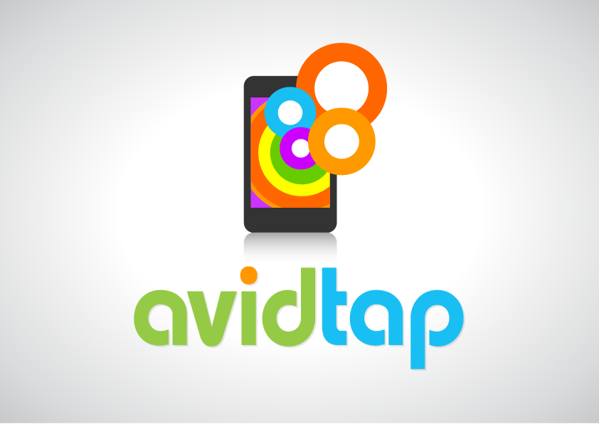 Logo Design by Erwin Francis Cutanda - Entry No. 143 in the Logo Design Contest Imaginative Logo Design for AvidTap.