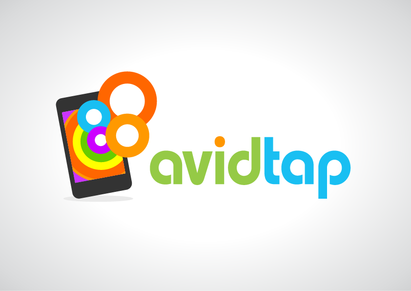 Logo Design by Erwin Francis Cutanda - Entry No. 144 in the Logo Design Contest Imaginative Logo Design for AvidTap.