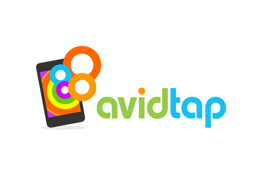 Logo Design by Erwin Francis Cutanda - Entry No. 147 in the Logo Design Contest Imaginative Logo Design for AvidTap.