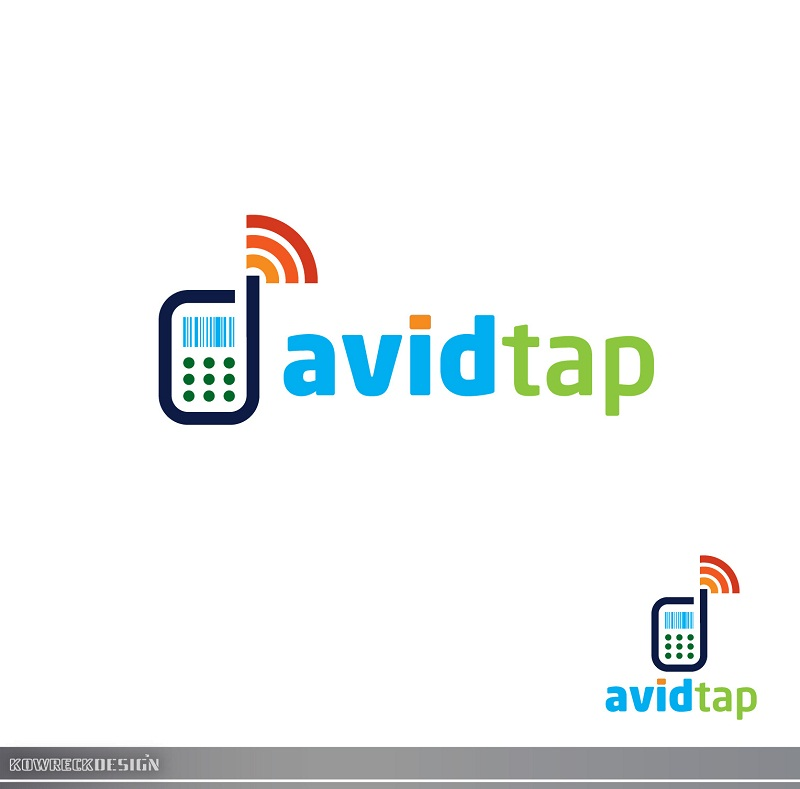 Logo Design by kowreck - Entry No. 148 in the Logo Design Contest Imaginative Logo Design for AvidTap.