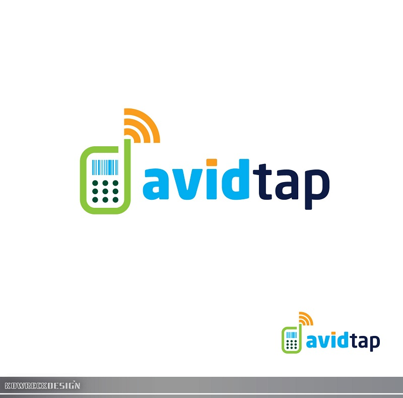 Logo Design by kowreck - Entry No. 149 in the Logo Design Contest Imaginative Logo Design for AvidTap.