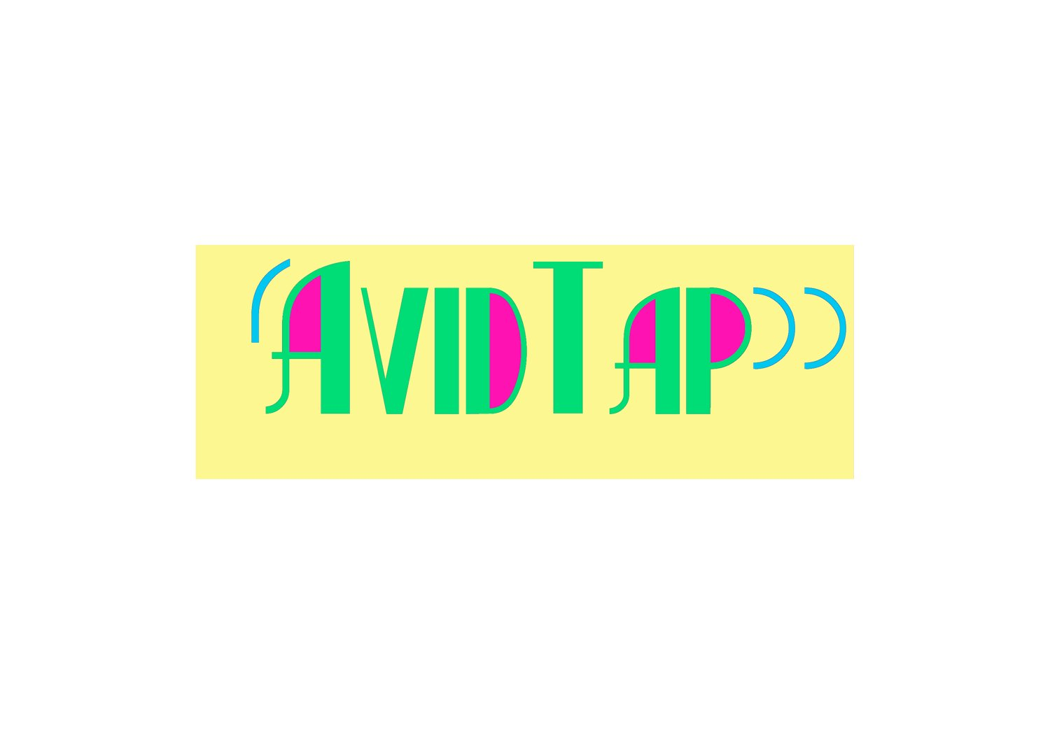 Logo Design by Miroslav Navrátil - Entry No. 156 in the Logo Design Contest Imaginative Logo Design for AvidTap.