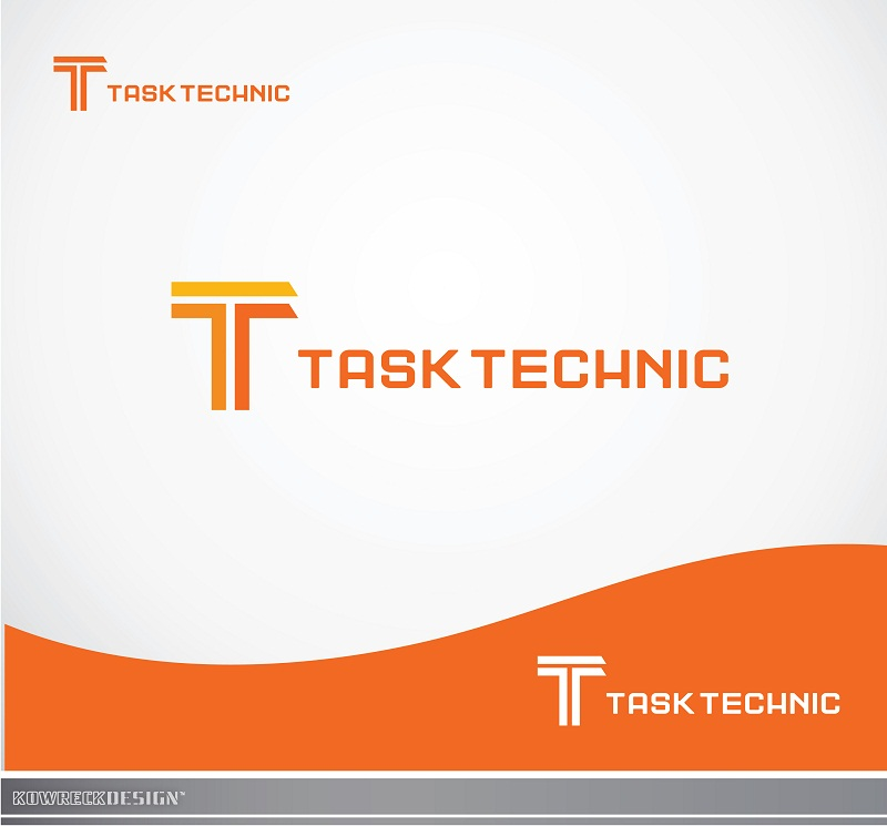Logo Design by kowreck - Entry No. 87 in the Logo Design Contest Unique Logo Design Wanted for Task Technic.