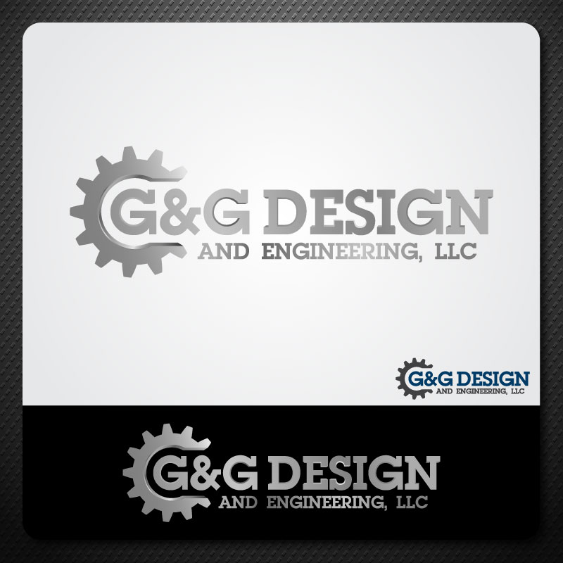 Logo Design by Rommel Delos Santos - Entry No. 74 in the Logo Design Contest Creative Logo Design for G&G Design and Engineering, LLC.
