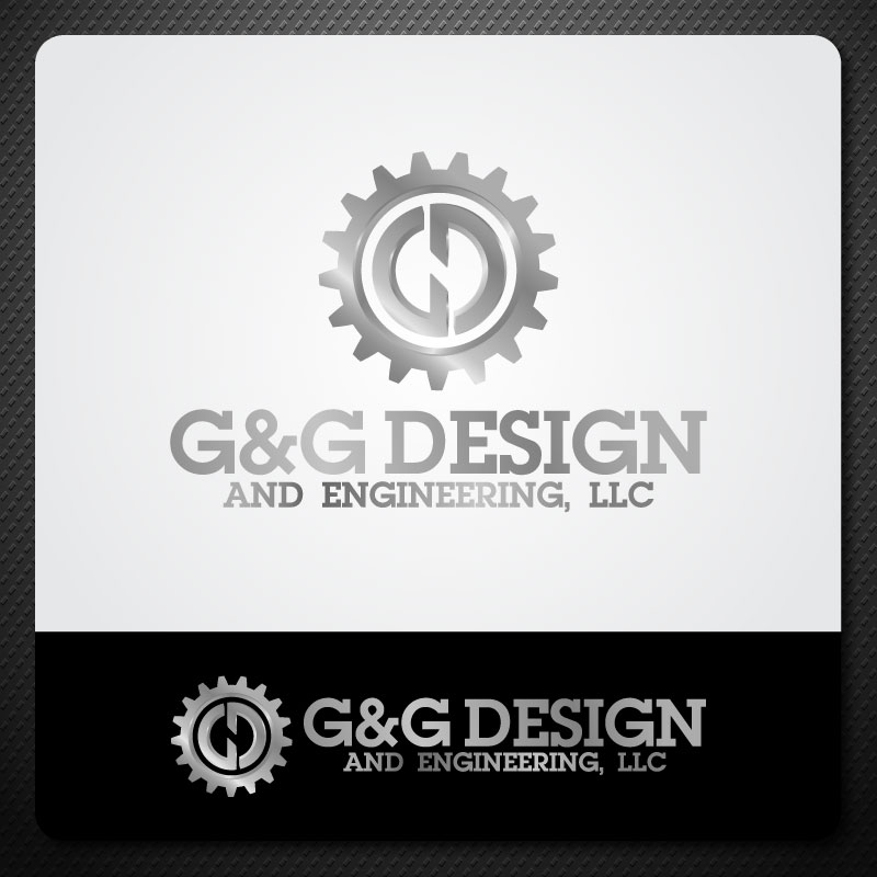 Logo Design by Rommel Delos Santos - Entry No. 77 in the Logo Design Contest Creative Logo Design for G&G Design and Engineering, LLC.