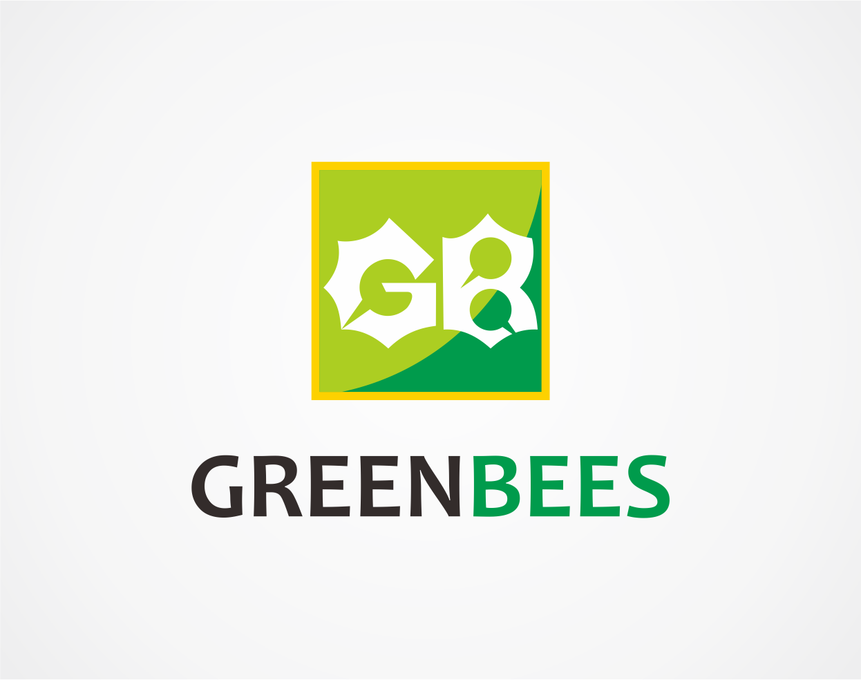 Logo Design by Armada Jamaluddin - Entry No. 375 in the Logo Design Contest Greenbees Logo Design.