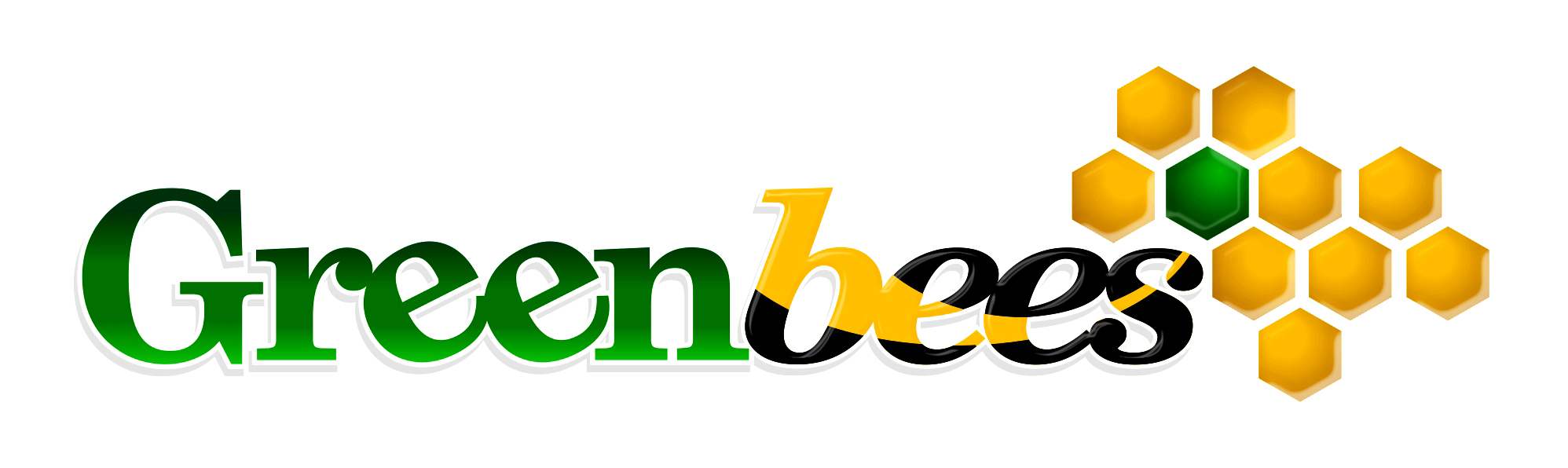 Logo Design by Private User - Entry No. 376 in the Logo Design Contest Greenbees Logo Design.