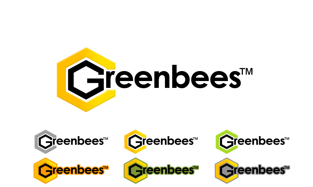 Logo Design by Private User - Entry No. 379 in the Logo Design Contest Greenbees Logo Design.