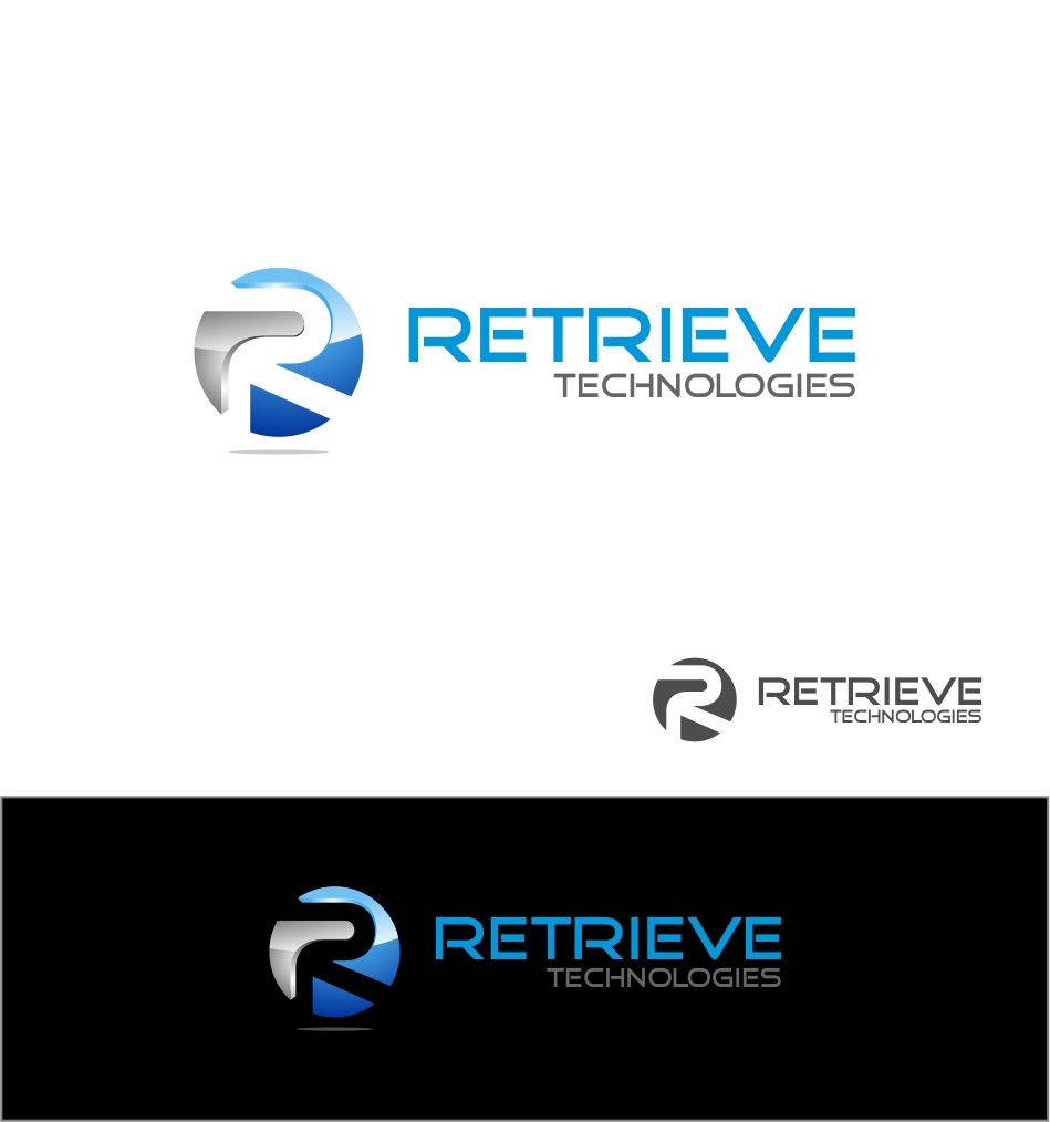 Logo Design by haidu - Entry No. 31 in the Logo Design Contest Artistic Logo Design for Retrieve Technologies.