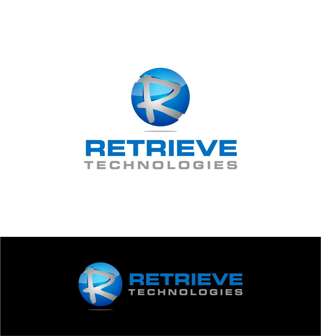 Logo Design by haidu - Entry No. 33 in the Logo Design Contest Artistic Logo Design for Retrieve Technologies.