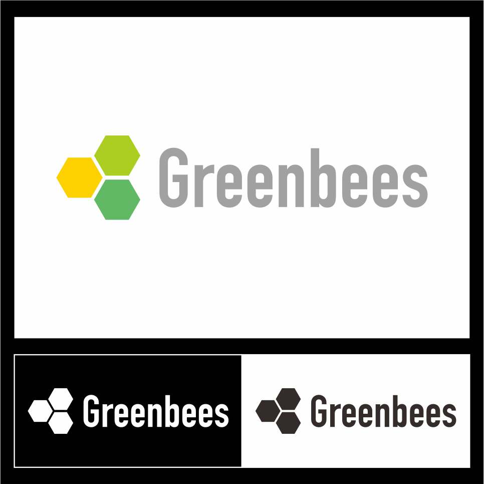 Logo Design by gdfd - Entry No. 383 in the Logo Design Contest Greenbees Logo Design.