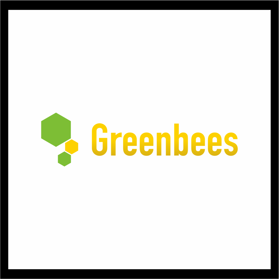 Logo Design by gdfd - Entry No. 384 in the Logo Design Contest Greenbees Logo Design.