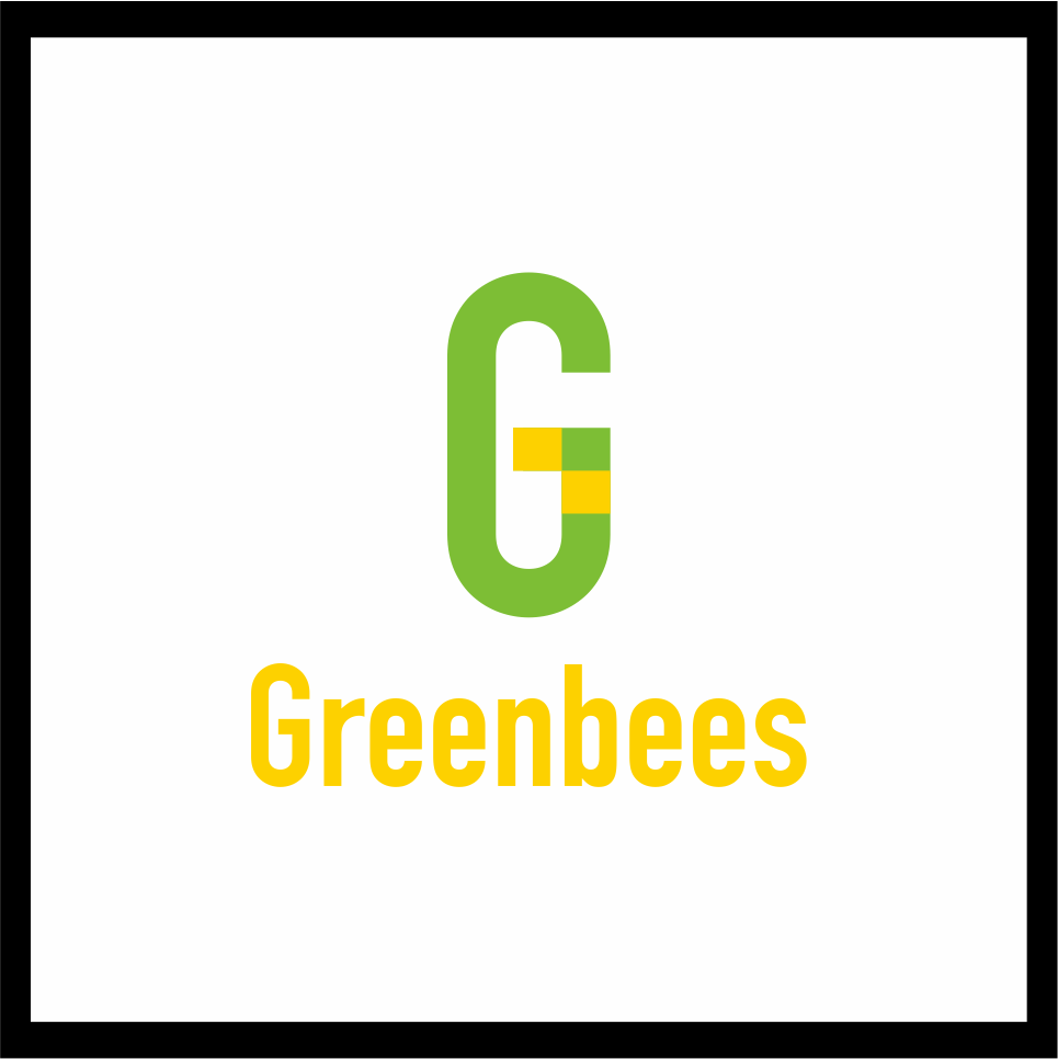 Logo Design by gdfd - Entry No. 385 in the Logo Design Contest Greenbees Logo Design.
