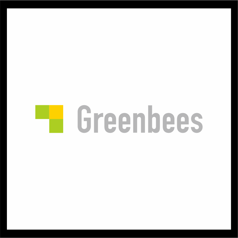 Logo Design by gdfd - Entry No. 386 in the Logo Design Contest Greenbees Logo Design.