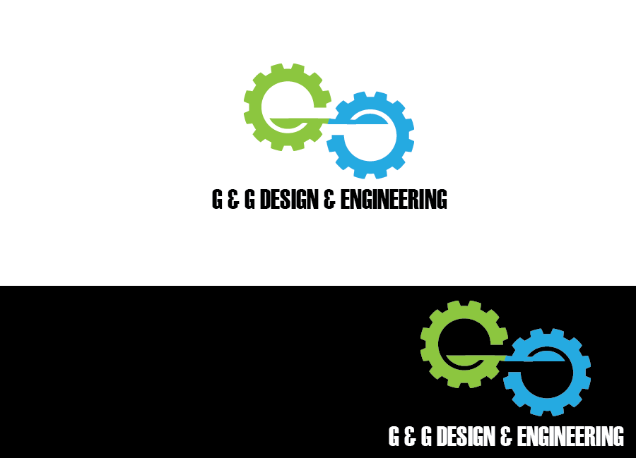 Logo Design by Muhammad Moinjaved - Entry No. 85 in the Logo Design Contest Creative Logo Design for G&G Design and Engineering, LLC.