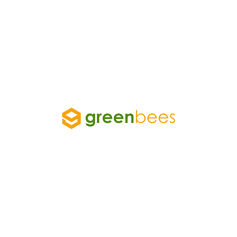Logo Design by hkdesign - Entry No. 387 in the Logo Design Contest Greenbees Logo Design.