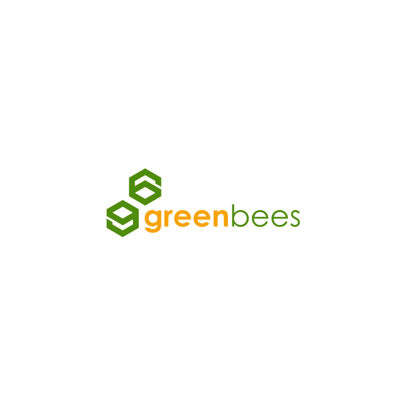 Logo Design by hkdesign - Entry No. 388 in the Logo Design Contest Greenbees Logo Design.
