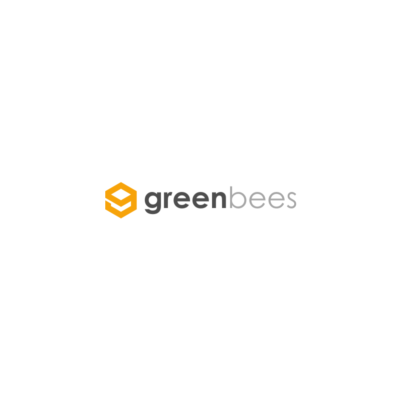 Logo Design by hkdesign - Entry No. 389 in the Logo Design Contest Greenbees Logo Design.