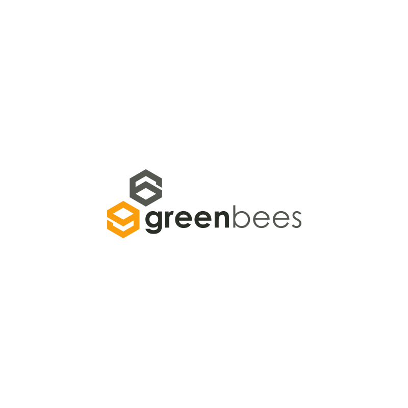 Logo Design by hkdesign - Entry No. 390 in the Logo Design Contest Greenbees Logo Design.
