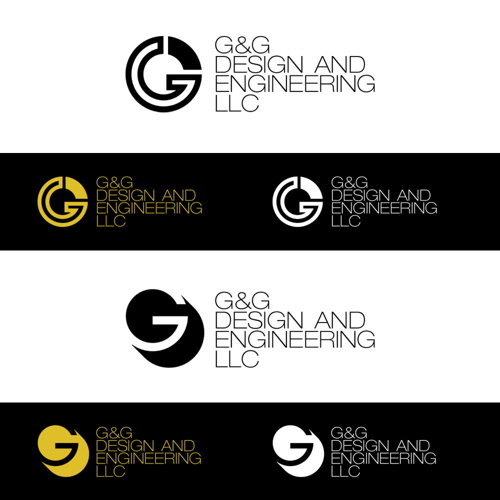 Logo Design by Cinr - Entry No. 88 in the Logo Design Contest Creative Logo Design for G&G Design and Engineering, LLC.