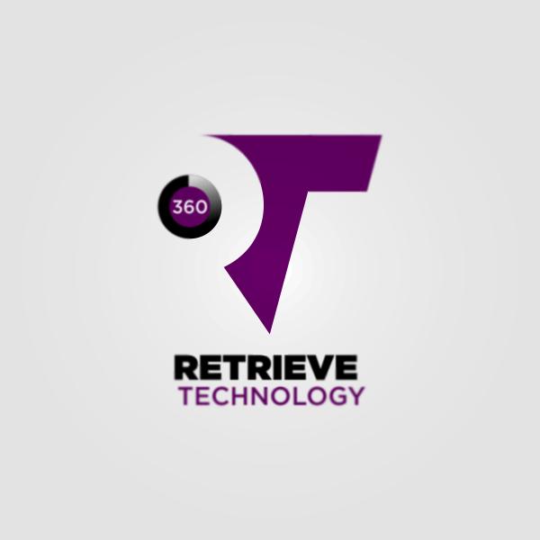 Logo Design by Private User - Entry No. 39 in the Logo Design Contest Artistic Logo Design for Retrieve Technologies.