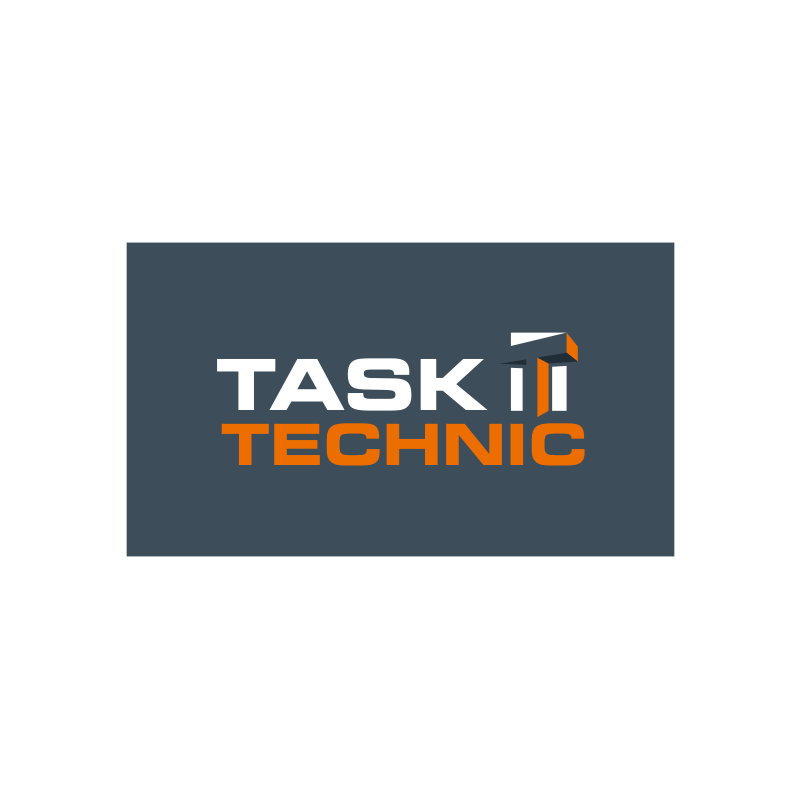 Logo Design by hkdesign - Entry No. 105 in the Logo Design Contest Unique Logo Design Wanted for Task Technic.