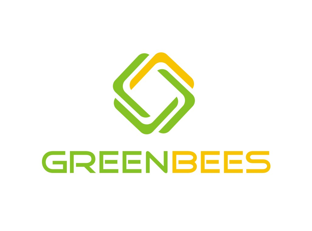Logo Design by Reivan Ferdinan - Entry No. 392 in the Logo Design Contest Greenbees Logo Design.