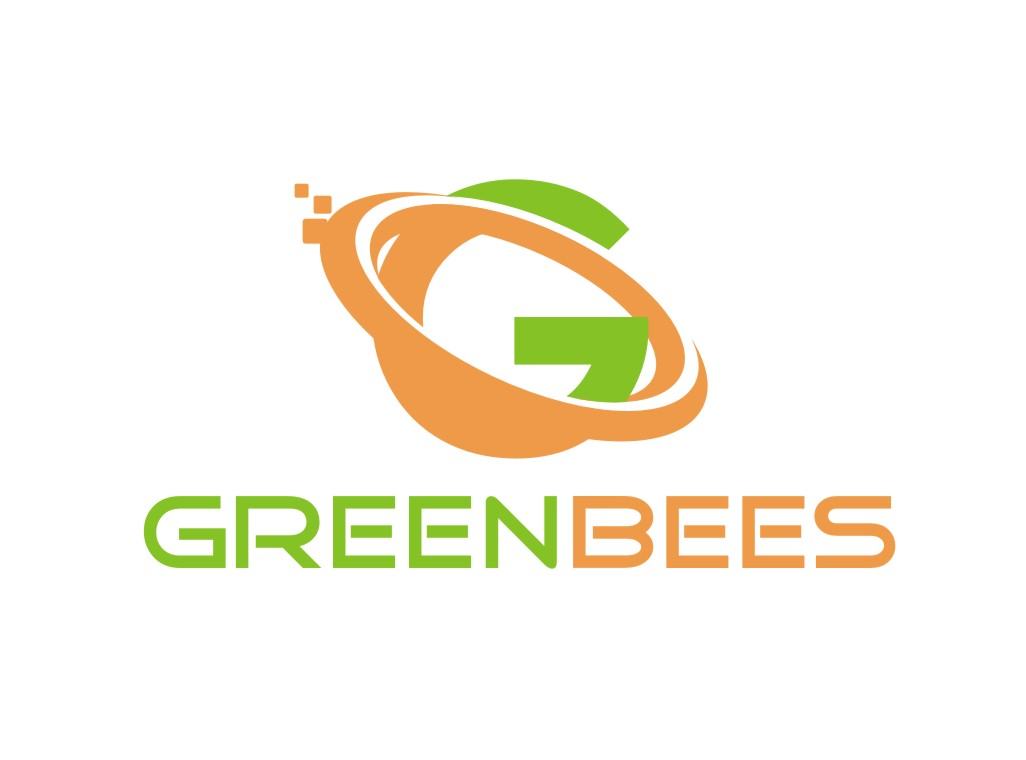 Logo Design by Reivan Ferdinan - Entry No. 393 in the Logo Design Contest Greenbees Logo Design.