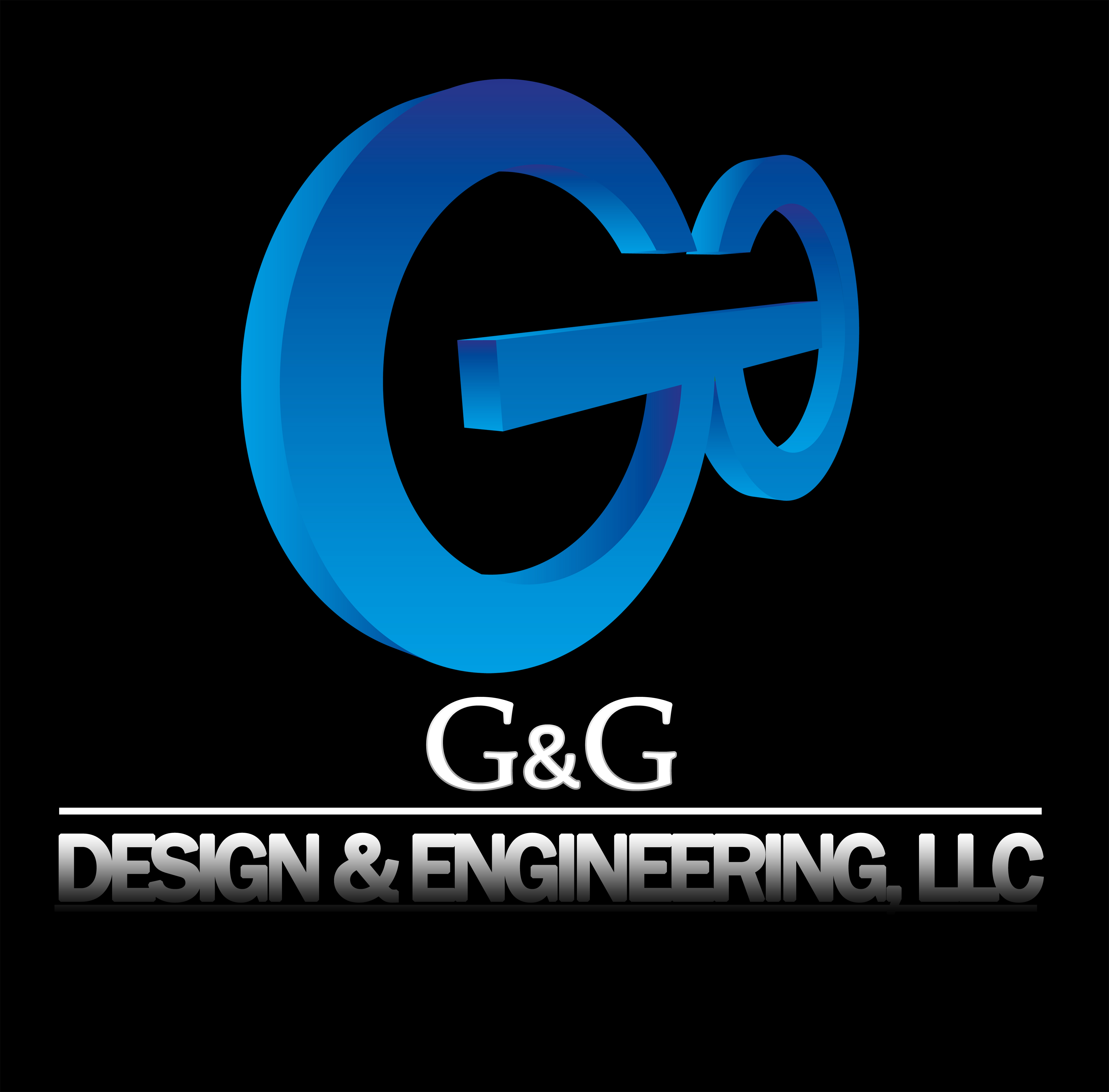 Logo Design by Ervin Beñez - Entry No. 90 in the Logo Design Contest Creative Logo Design for G&G Design and Engineering, LLC.