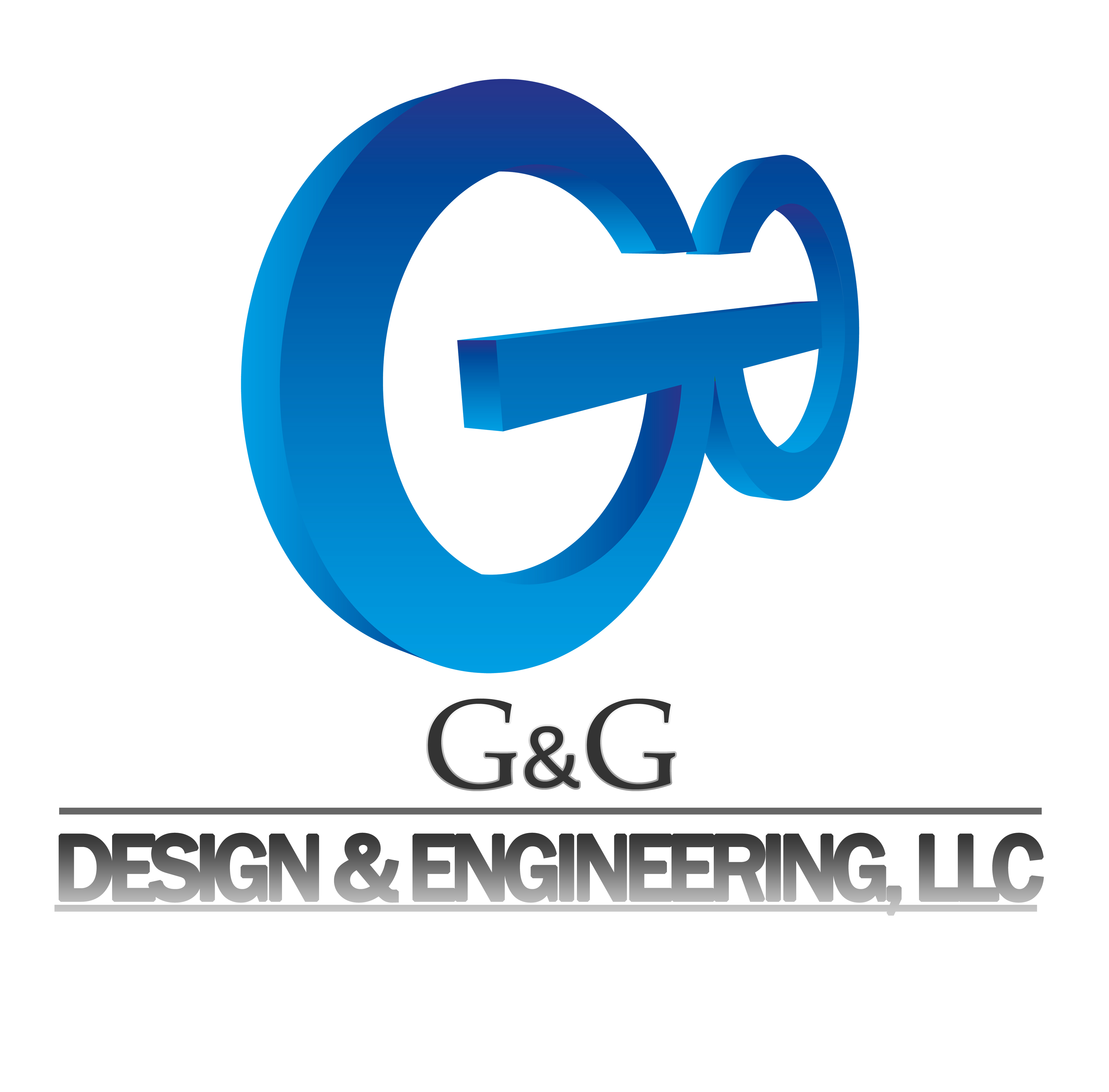 Logo Design by Ervin Beñez - Entry No. 91 in the Logo Design Contest Creative Logo Design for G&G Design and Engineering, LLC.
