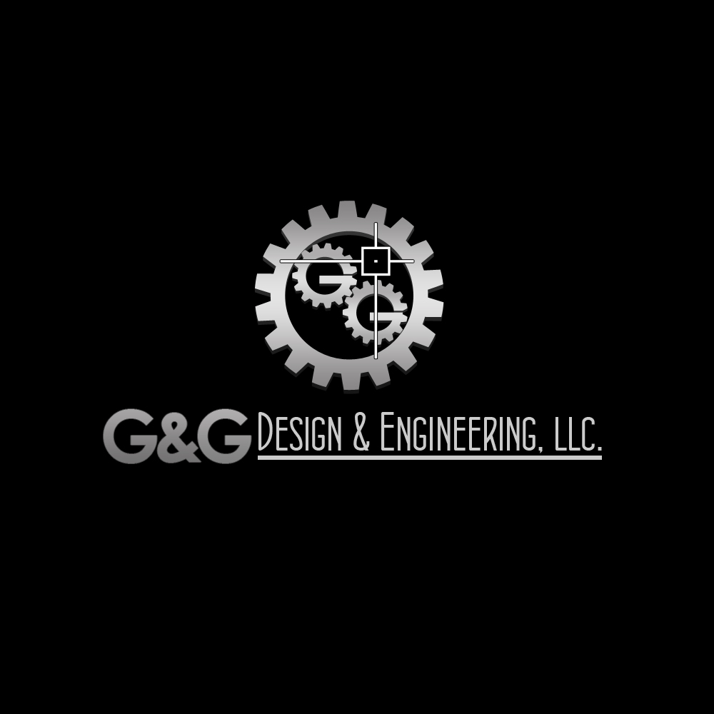 Logo Design by omARTist - Entry No. 96 in the Logo Design Contest Creative Logo Design for G&G Design and Engineering, LLC.