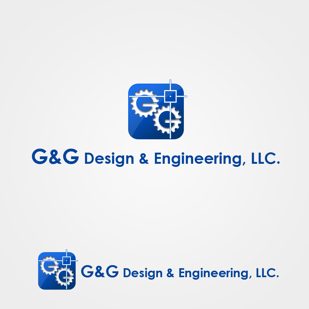 Logo Design by omARTist - Entry No. 98 in the Logo Design Contest Creative Logo Design for G&G Design and Engineering, LLC.