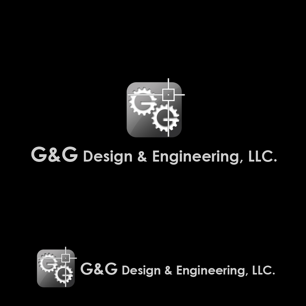 Logo Design by omARTist - Entry No. 99 in the Logo Design Contest Creative Logo Design for G&G Design and Engineering, LLC.