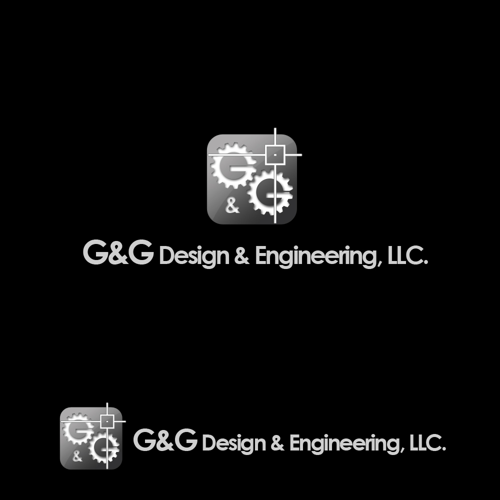 Logo Design by omARTist - Entry No. 100 in the Logo Design Contest Creative Logo Design for G&G Design and Engineering, LLC.