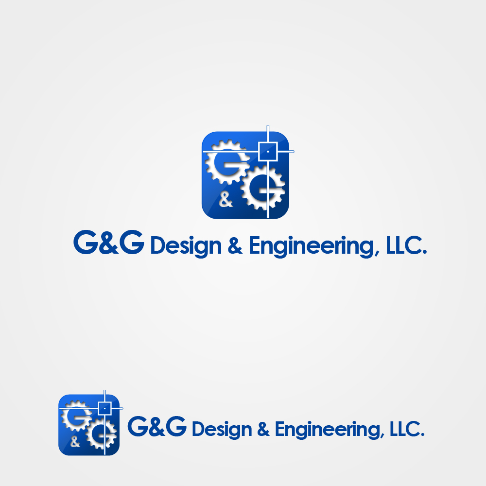Logo Design by omARTist - Entry No. 101 in the Logo Design Contest Creative Logo Design for G&G Design and Engineering, LLC.