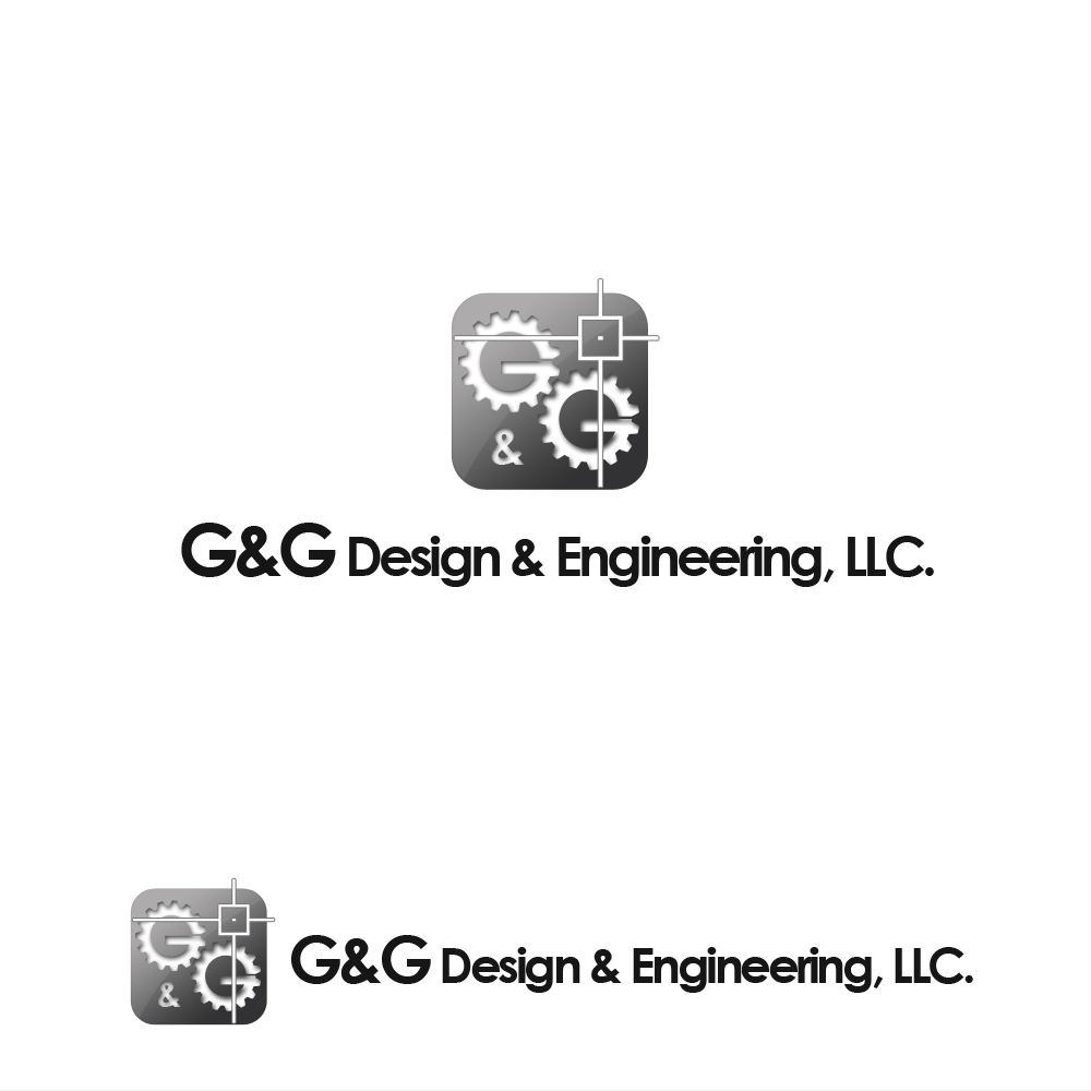 Logo Design by omARTist - Entry No. 103 in the Logo Design Contest Creative Logo Design for G&G Design and Engineering, LLC.