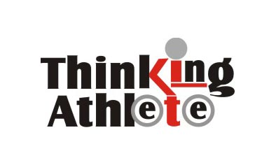 Logo Design by Private User - Entry No. 96 in the Logo Design Contest Thinking Athlete Logo Design.