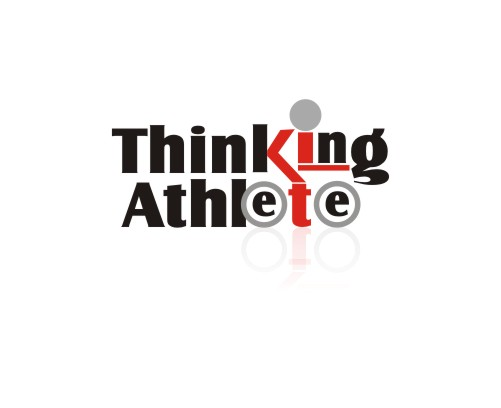 Logo Design by Private User - Entry No. 97 in the Logo Design Contest Thinking Athlete Logo Design.