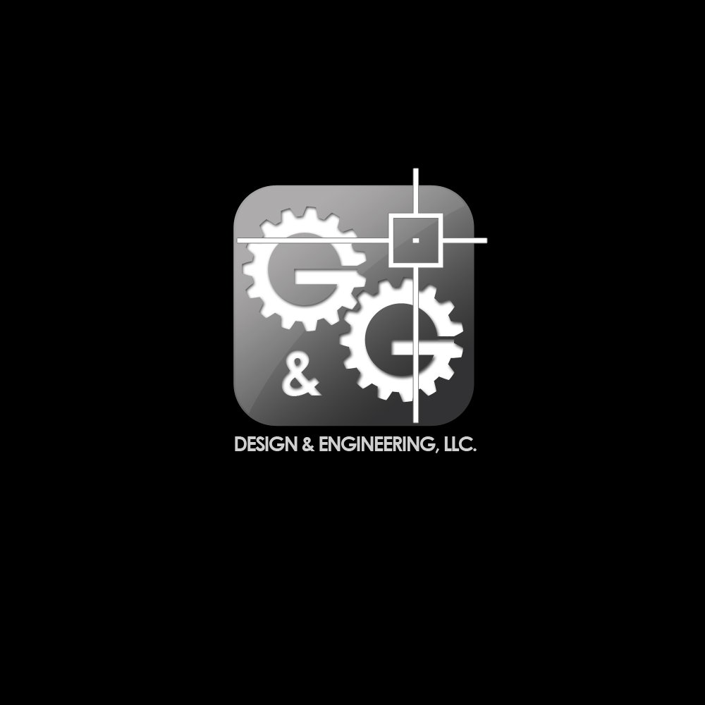 Logo Design by omARTist - Entry No. 104 in the Logo Design Contest Creative Logo Design for G&G Design and Engineering, LLC.
