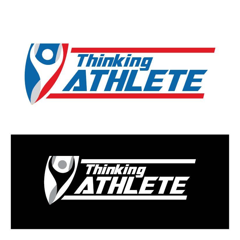 Logo Design by lagalag - Entry No. 98 in the Logo Design Contest Thinking Athlete Logo Design.