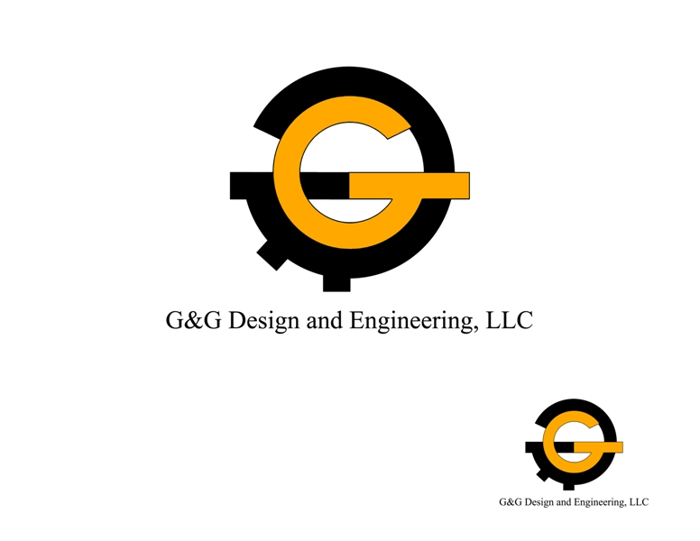 Logo Design by Juan_Kata - Entry No. 109 in the Logo Design Contest Creative Logo Design for G&G Design and Engineering, LLC.