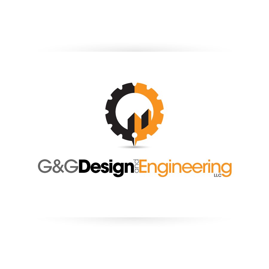 Logo Design by zesthar - Entry No. 110 in the Logo Design Contest Creative Logo Design for G&G Design and Engineering, LLC.