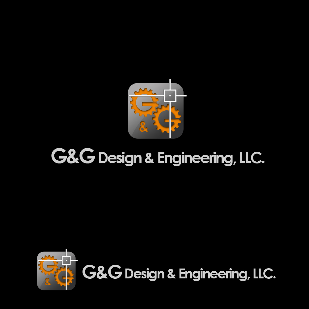 Logo Design by omARTist - Entry No. 111 in the Logo Design Contest Creative Logo Design for G&G Design and Engineering, LLC.