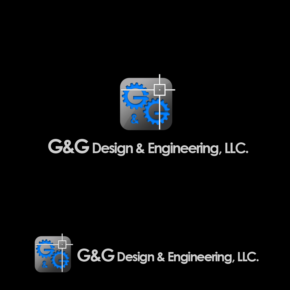 Logo Design by omARTist - Entry No. 112 in the Logo Design Contest Creative Logo Design for G&G Design and Engineering, LLC.