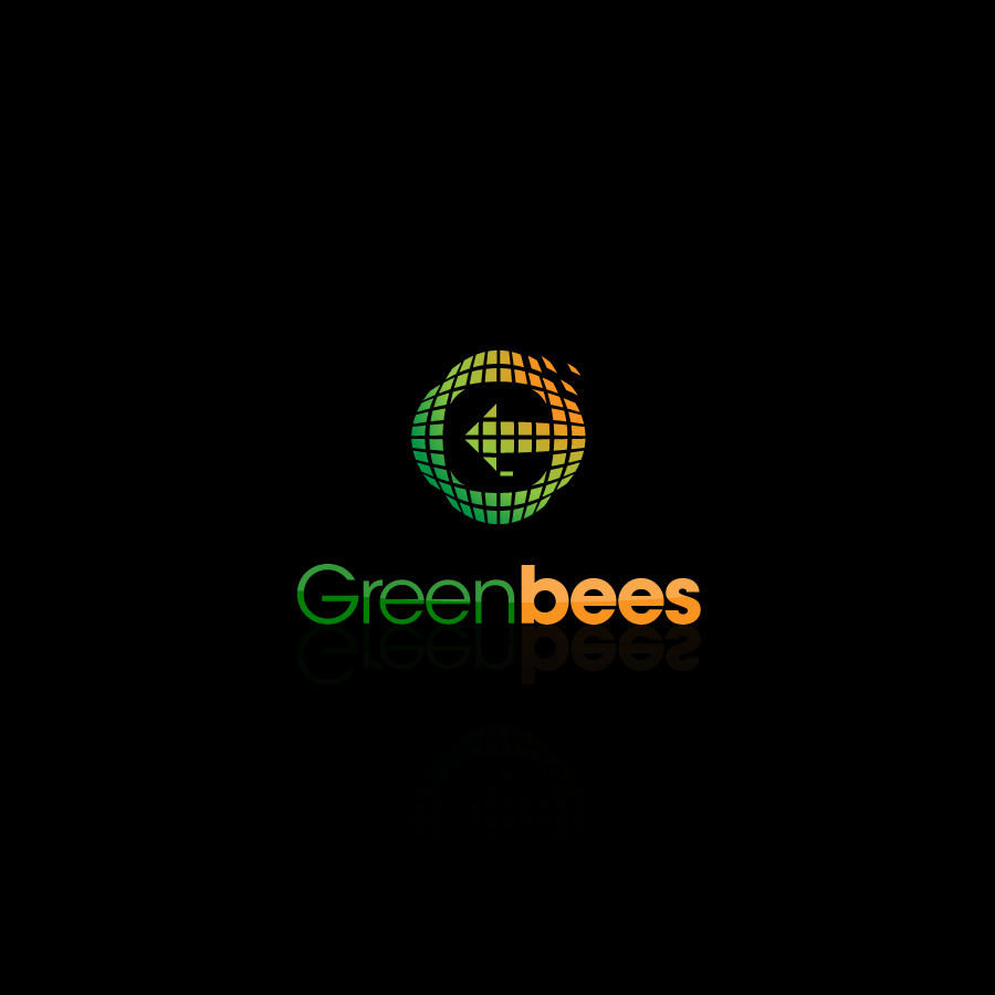 Logo Design by zesthar - Entry No. 402 in the Logo Design Contest Greenbees Logo Design.